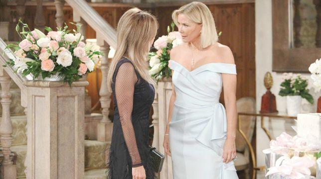 Beautiful Anticipazioni del 6 giugno 2019: Brooke aggredisce Taylor!