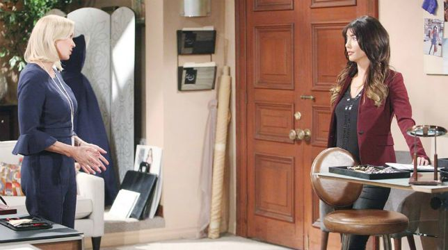 Beautiful Anticipazioni Americane: Brooke aggredisce Steffy
