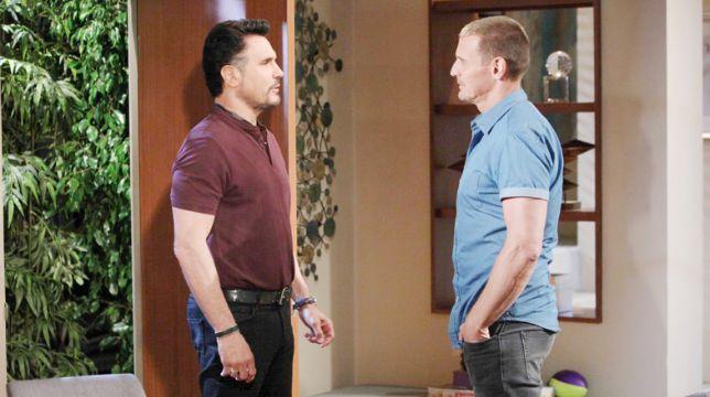 Beautiful Anticipazioni del 14 giugno 2019: Thorne e Bill faccia a faccia