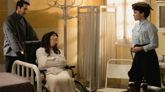 Una Vita Anticipazioni Spagnole: Ursula finisce in manicomio e Blanca si impietosisce
