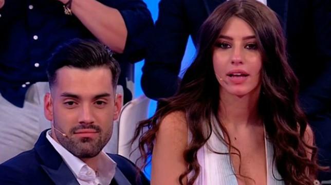 Uomini e Donne: la madre di Alessio Campoli è contraria al fidanzamento con Angela Nasti?