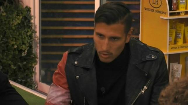 """Grande Fratello, Gianmarco critica Francesca De Andrè e lei sbotta """"Prendo una mazza da baseball"""""""
