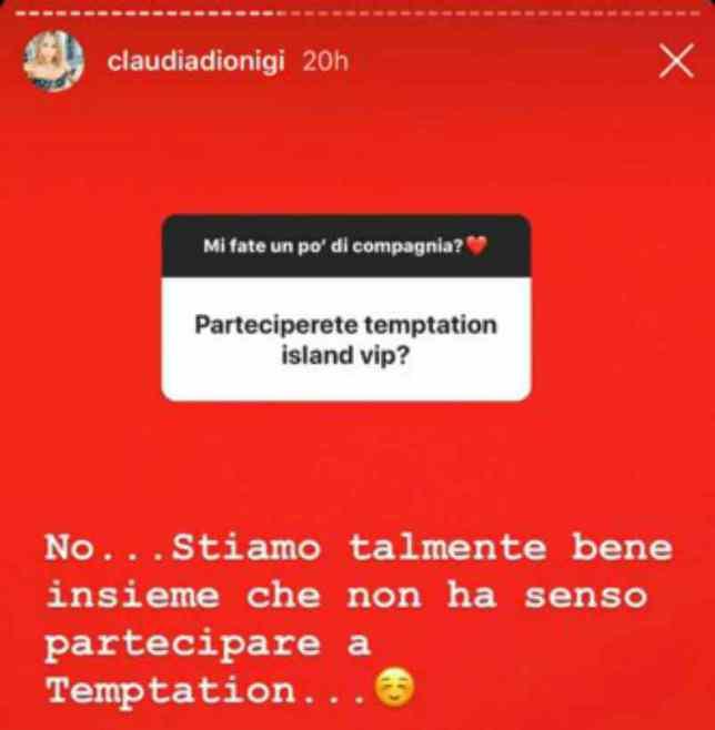 Galleria foto - Temptation Island: Lorenzo Riccardi e Claudia Dionigi nel cast? Foto 2