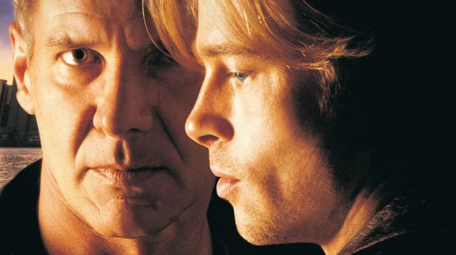 L'ombra del diavolo: Harrison Ford e Brad Pitt stasera su La7