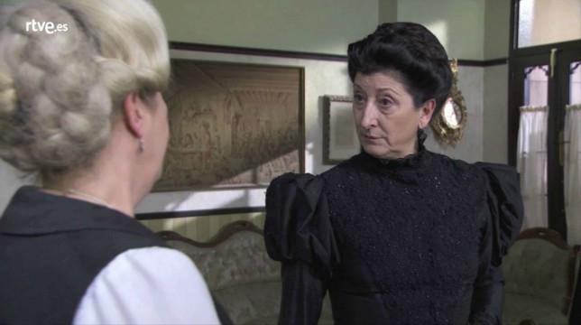 Una Vita Anticipazioni del 4 luglio 2019: Ursula vieta a Susana di incontrare Cristina Novoa