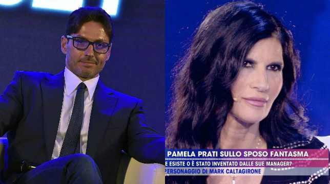"""Pier Silvio Berlusconi su Pamela Prati e Mark Caltagirone: """"Fenomeni pericolosi"""""""