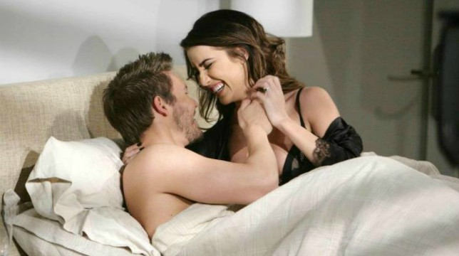 Beautiful Anticipazioni Americane: Liam rivela a Hope di averla tradita con Steffy