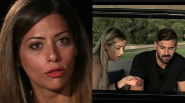 """Temptation Island, le dichiarazioni di Sonia tentatrice di Arcangelo: """"Nunzia non voleva rimanere sola"""""""