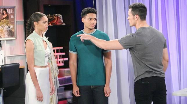 Beautiful Anticipazioni Americane: Xander accusa Thomas per l'omicidio di Emma e lo minaccia