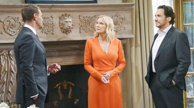 Beautiful Anticipazioni del 24 luglio 2019: Ridge e Thorne contro Brooke e Bill