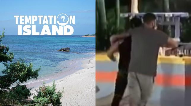 Temptation Island Russia: scoppia una rissa furiosa tra i tentatori, il video
