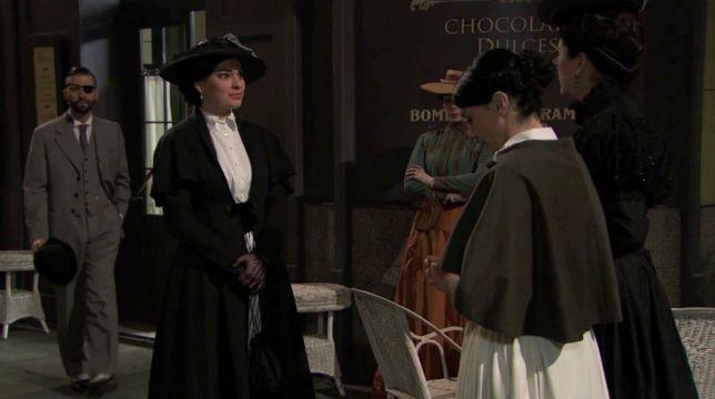 Una Vita Anticipazioni del 19 luglio 2019: Leonor contro Cristina Novoa