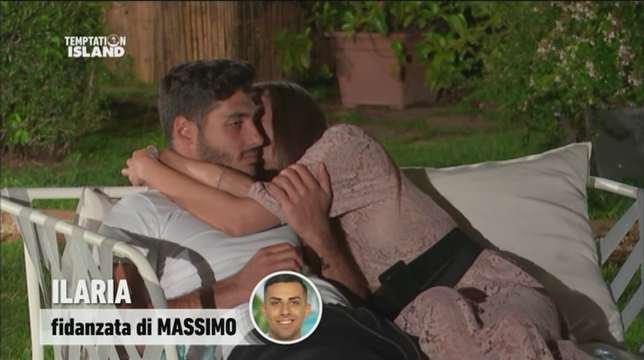 Temptation Island: Ilaria conquistata da Javier, l'addio a Massimo