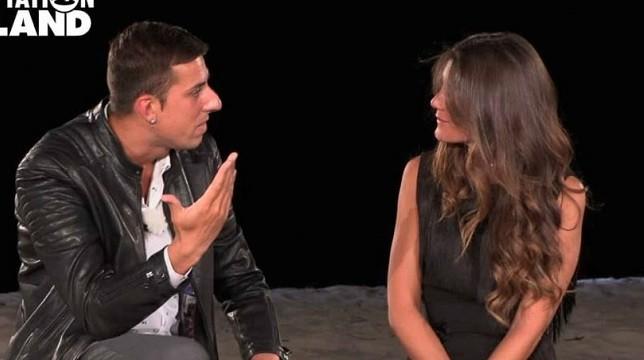 """Temptation Island, le prime parole di Ilaria e Massimo dopo il falò (video): """"Non sono pronto ad uscire senza lei"""""""