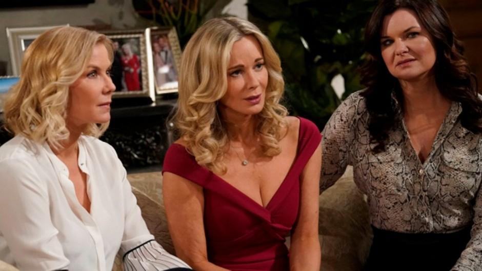 Beautiful Anticipazioni Americane: perché Flo rivela a Brooke dello scambio di culle?