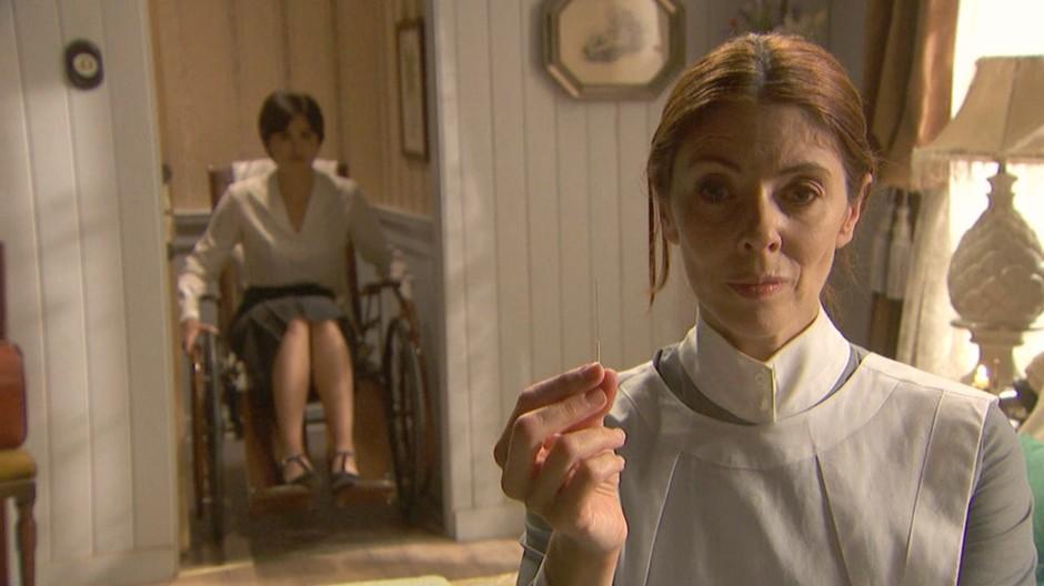 Il Segreto Anticipazioni Spagnole: Dori Vilches rapisce Maria per gelosia
