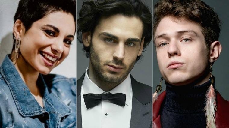 Amici Vip: Giordana Angi, Irama e Alberto Urso nel cast ufficiale