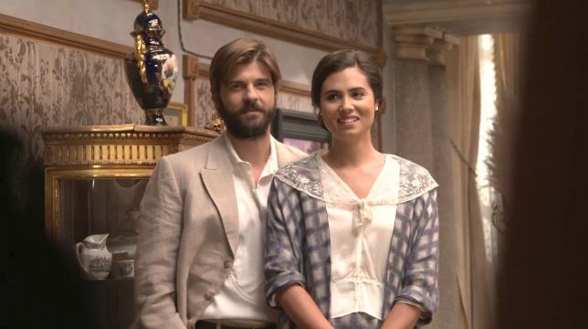 Il Segreto Anticipazioni Spagnole: Maria e Gonzalo di nuovo insieme!