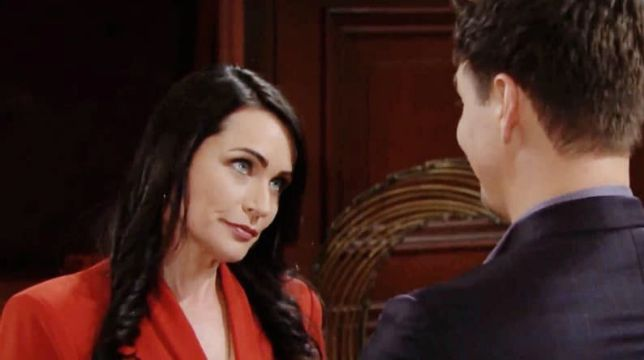 Beautiful Anticipazioni del 15 settembre 2019: Quinn preoccupata per la reazione di Bill quando scoprirà che…