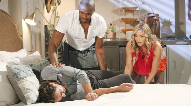 Beautiful Anticipazioni Americane: dopo una furiosa lite con Brooke, Ridge si risveglia nel letto accanto a Shauna!