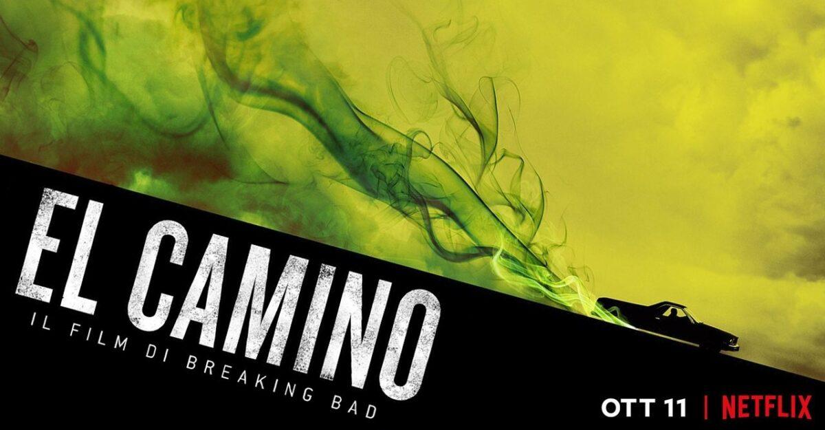 El Camino: Il film di Breaking Bad, ecco il teaser trailer