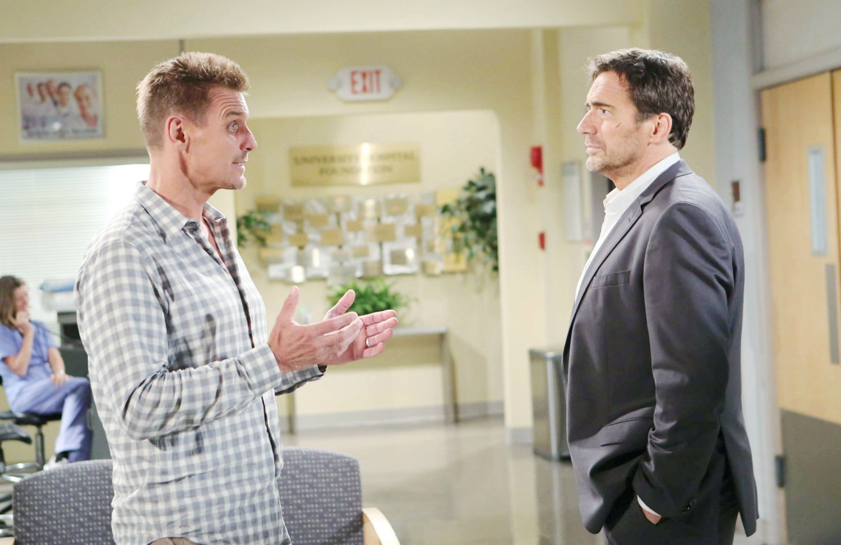 Beautiful Anticipazioni del 29 settembre 2019: Ridge e Thorne fanno visita a Bill in coma per…
