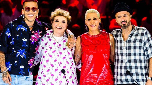 Galleria foto - X Factor: tutta un'altra giuria, su Sky Uno stasera lo speciale sui giudici Foto 1