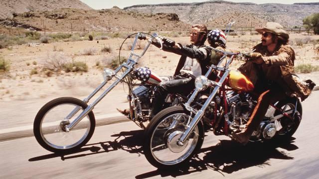 Easy Rider: il film di Dennis Hopper stasera su Rai 4