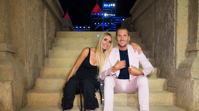 Galleria foto - Eurogames: stasera Ilary Blasi e Alvin presentano la prima puntata su Canale5 Foto 1