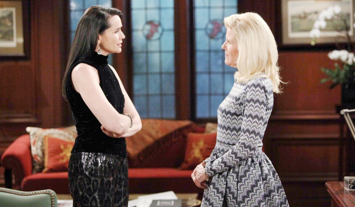 Beautiful Anticipazioni del 27 settembre 2019: Quinn dice a Charlie che Pam è pazza