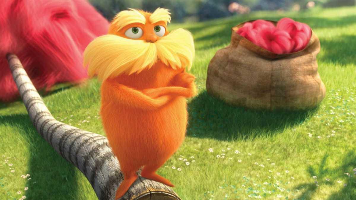 Lorax il guardiano della foresta: il film dal dr. Seuss stasera su K2