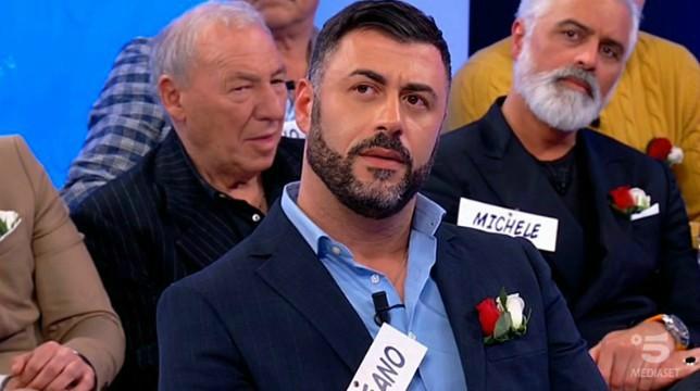 Uomini e Donne, trono over: Stefano Torrese conferma la rottura con Noel Formica