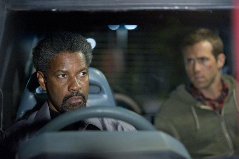 Galleria foto - Safe House – Nessuno è al sicuro: il film con Ryan Reynolds e Denzel Washington stasera in tv su Italia 1 Foto 1