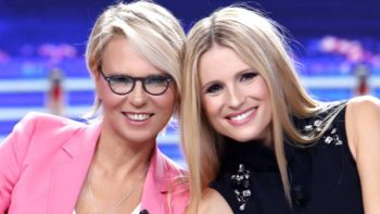 Amici Celebrities Michelle Hunziker