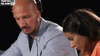 Temptation Island Vip: Gabriele e Silvia ancora insieme, la reazione di Pippo Franco