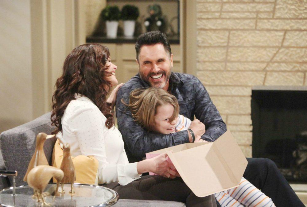 Beautiful Anticipazioni del 22 ottobre 2019: Bill giura a Will e Katie che saranno di nuovo una famiglia