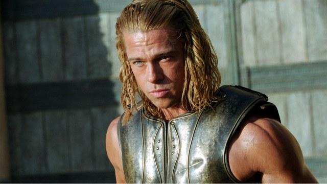 Troy: il film con Brad Pitt stasera su 20