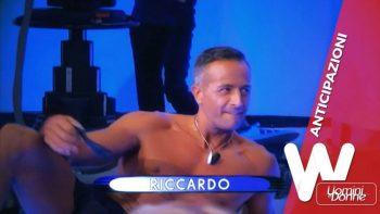 Uomini e Donne Anticipazioni, trono over: Riccardo eletto Mister Cavaliere, Armando deluso da Ida