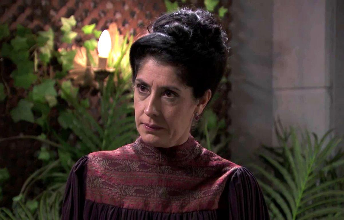 Una Vita Anticipazioni del 9 ottobre 2019: Rosina dice a Susana che Maria era l'amante di Maximiliano!