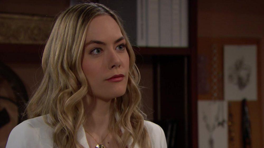 Beautiful Anticipazioni del 31 ottobre 2019: Hope difende Brooke da Taylor