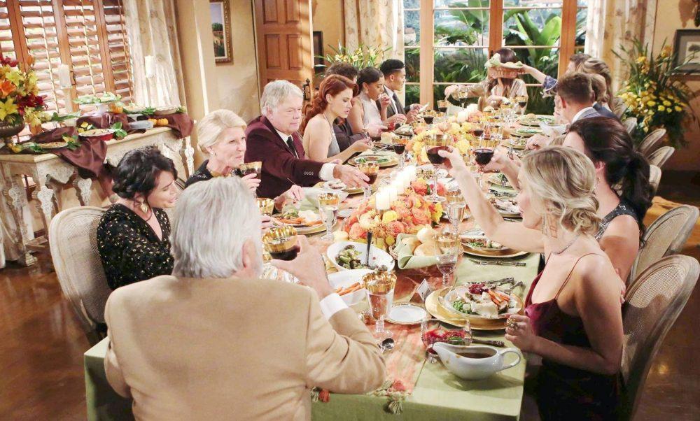 Beautiful Anticipazioni del 20 ottobre 2019: Felice Ringraziamento! Ma in realtà a casa Forrester…