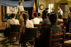 Il Segreto Anticipazioni del 20 ottobre 2019: Francisca parla alla Fondazione delle Donne