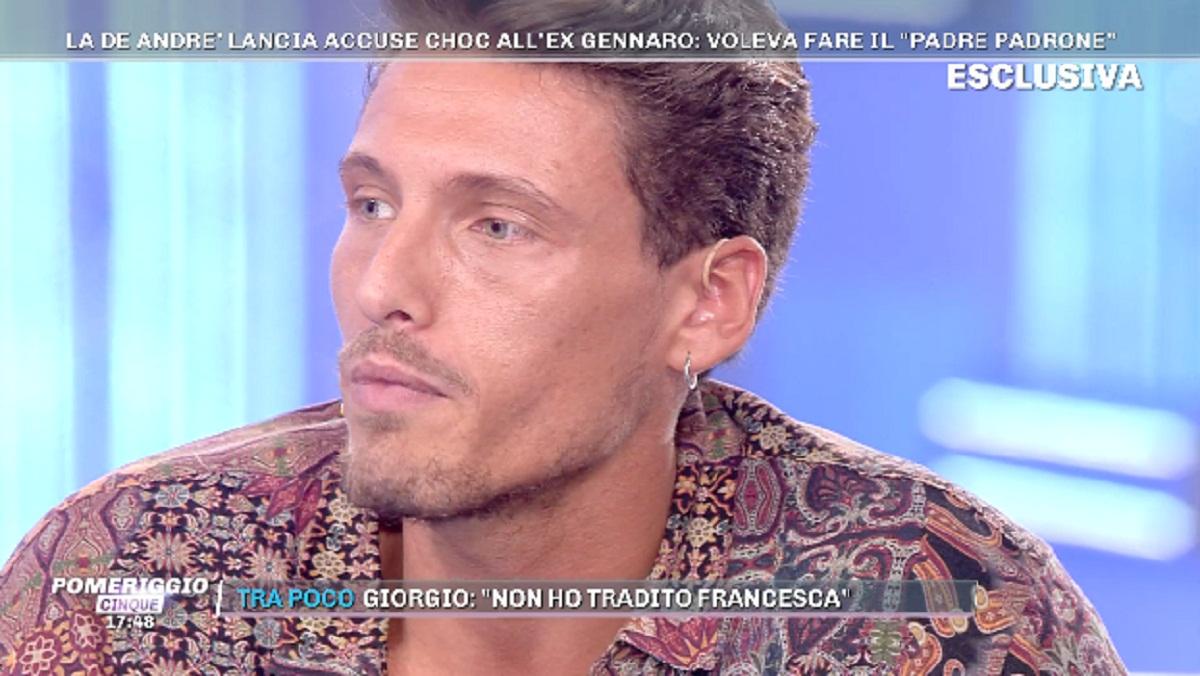 Grande Fratello, Gennaro vs Francesca: Lillio minaccia di querelare la De André