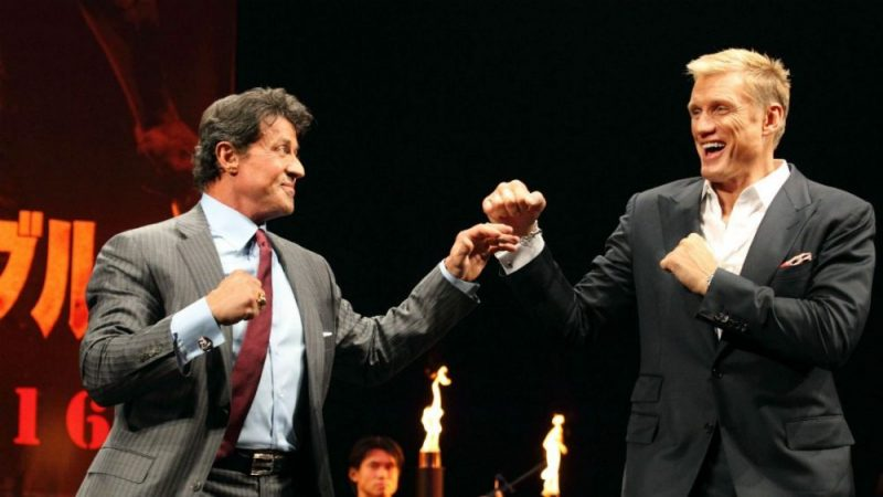 Galleria foto - Sylvester Stallone dirigerà Dolph Lundgren in una serie TV Foto 1