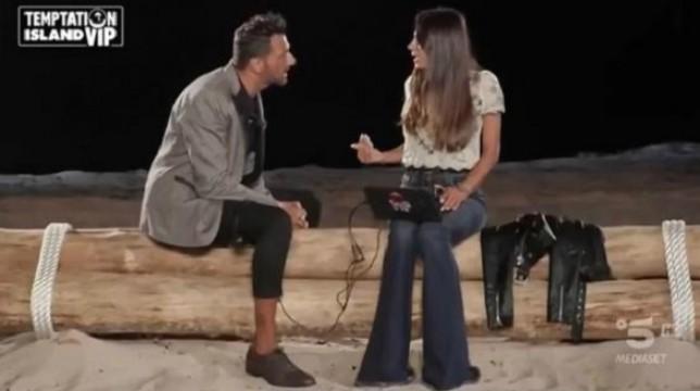 Temptation Island Vip, quinta puntata: acceso falò di confronto tra Serena Enardu e Pago