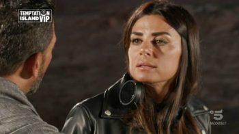 Temptation Island Vip, sesta puntata: Serena lascia Pago ed esce dal villaggio con il single Alessandro