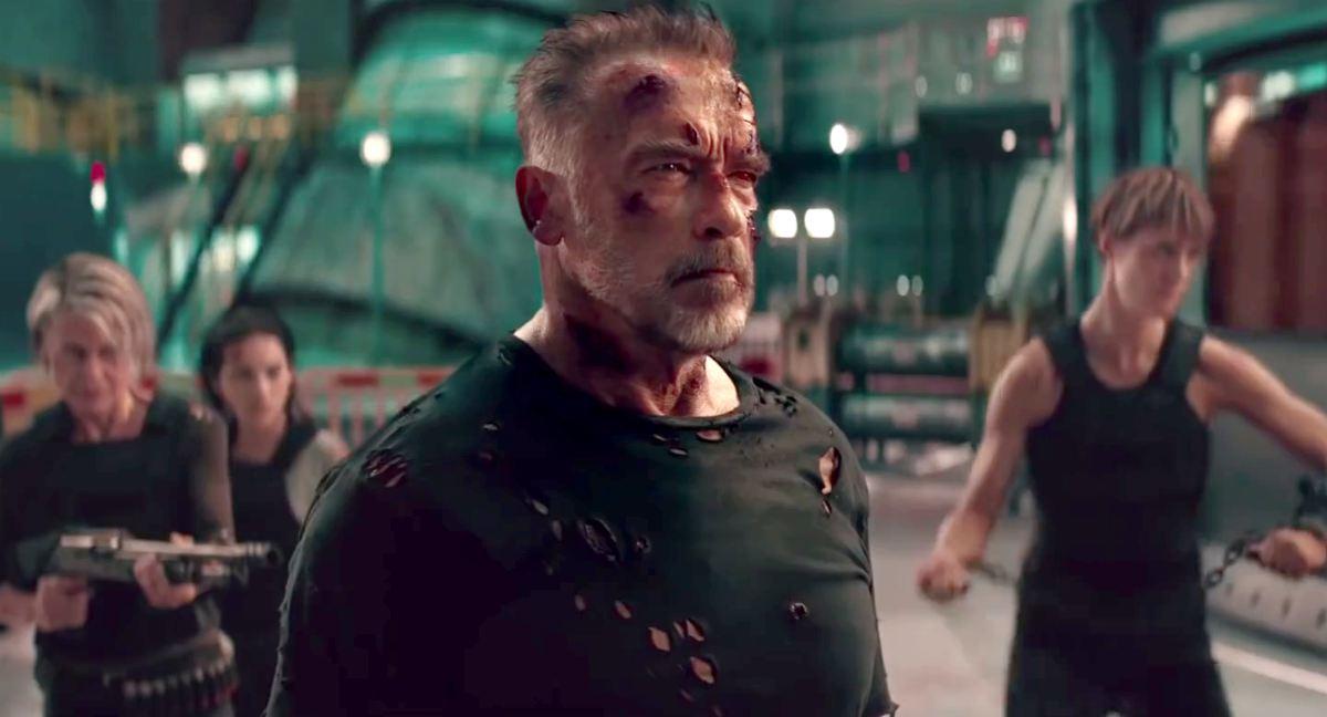 Nuovo trailer per Terminator: Destino oscuro, chi è la vittima questa volta?