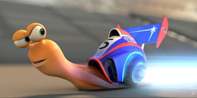 Galleria foto - Turbo: il film di animazione targato DreamWorks stasera su K2 Foto 1