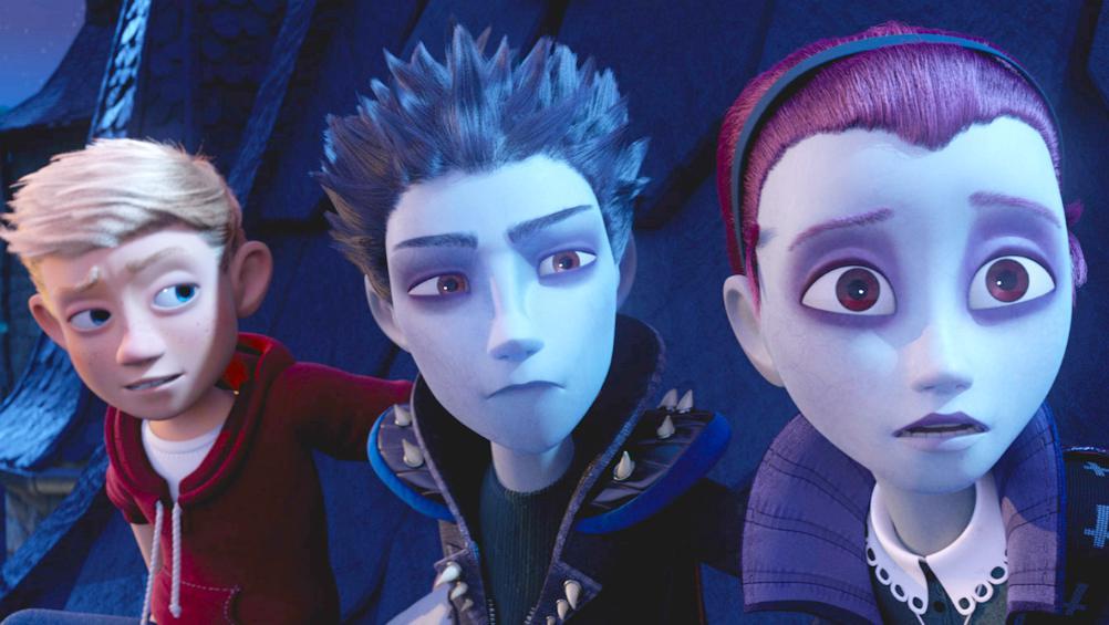 Vampiretto: il film di animazione per i più piccoli stasera su Italia 1