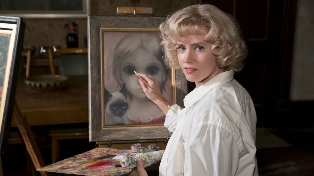 Big Eyes: il film stasera su Rai Movie